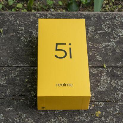 Realme 5i okostelefon teszt