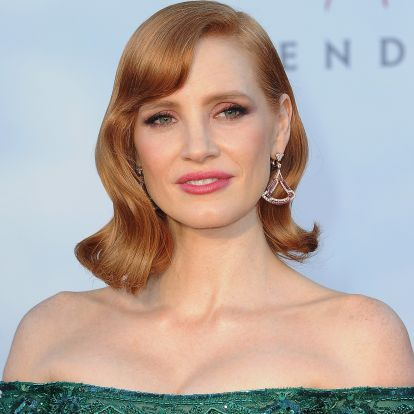 Jessica Chastain's Burberry Backpack Is The Ideal Low-Key Carryall For Errands