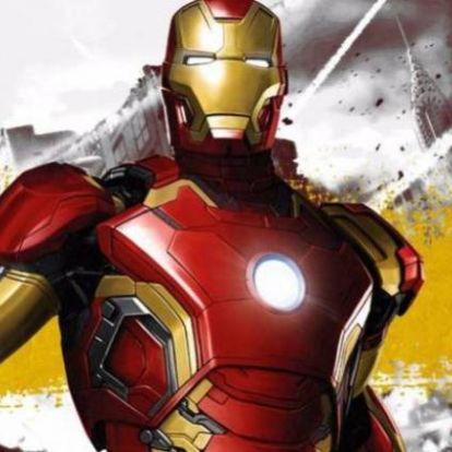 Robert Downey Jr. kisorsol egy Vasember sisakot azok között, akik teszteltetik magukat koronavírusra