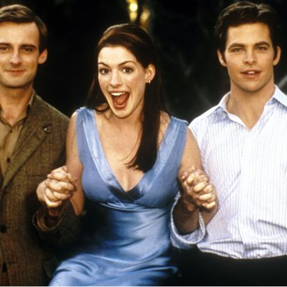Anne Hathaway könnyek között emlékezett vissza a Neveletlen hercegnő forgatására