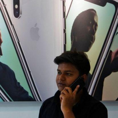 Kínából Indiába készül az iPhone