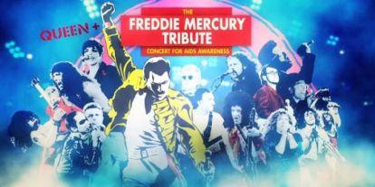 Péntek este újranézhetjük az 1992-es Freddie Mercury-emlékkoncertet