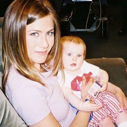 Kapaszkodj meg: 18 éve született a Jóbarátok Emmája, Ross és Rachel lánya