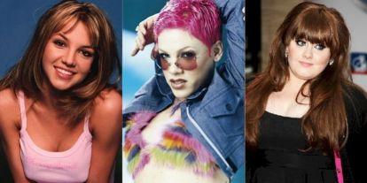 Repül az a fránya idő: így néztek ki kedvenc énekesnőink karrierjük kezdetén!