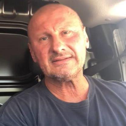 Agyvérzést kapott az ÉNB-ből is ismert youtuber, Czibók László