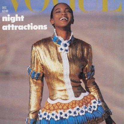A ma 50 éves Naomi Campbell legemlékezetesebb divatpillanatai