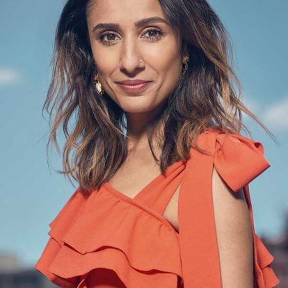 'The grief caught up with me' How isolation forced Anita Rani to face the trauma of miscarriage