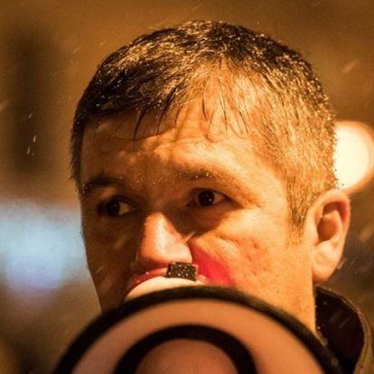 Hadházy befejezi a Kásler elleni tüntetést, annyi büntetést kapott már