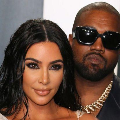 Slik svarer Kim Kardashian og Kanye West på bruddryktene