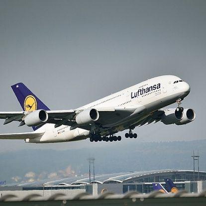 Döntött a német kormány: kisegítik a szenvedő légitársaságot