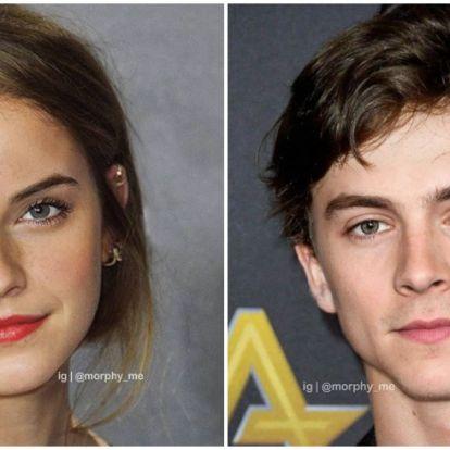Te kitalálod, melyik két sztár arcát mixelték össze?