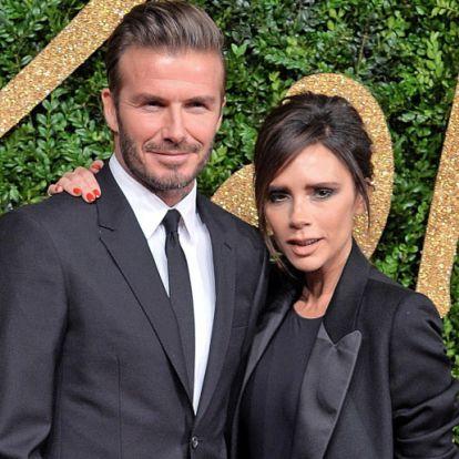 Victoria Beckhamből a saját férje csinált viccet