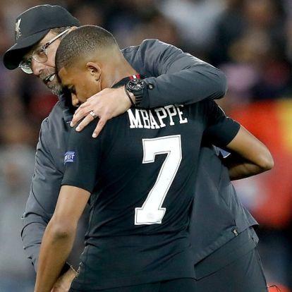 Kylian Mbappé hyller Liverpool: - De har vært som en maskin
