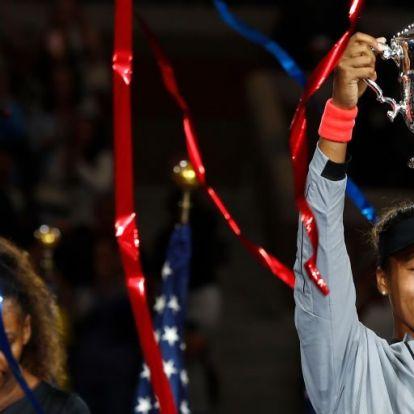 Naomi Osaka lett a világ legjobban kereső sportolónője | Elle magazin