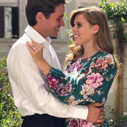 Beatriz de York y Edoardo Mapelli Mozzi: la boda real que no pudo ser