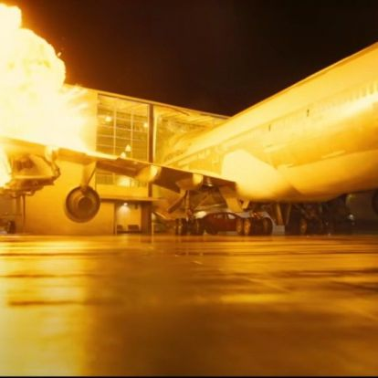 Megvettek egy igazi Boeing 747-est, csakhogy felrobbanthassák