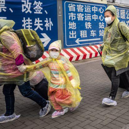 Visszahozzák az intézkedéseket Dél-Koreában, emelkedik a fertőzöttek száma
