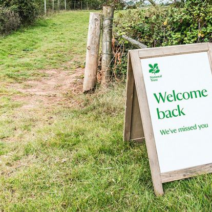 National Trust and RHS gardens are set to reopen this week