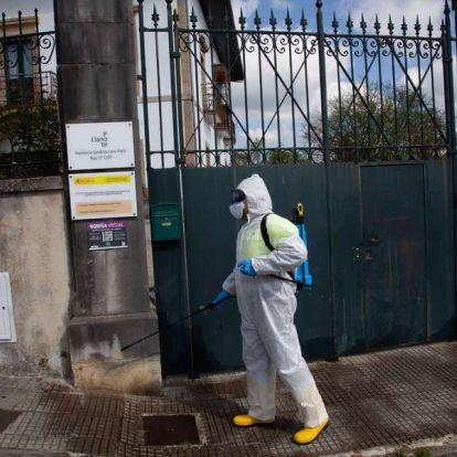Spanyolországban második napja nem jelentettek új halálesetet, miközben több tartományban is elhunytak a járvány következtében