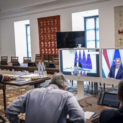 Európa jövőjéről tárgyalt Orbán Viktor