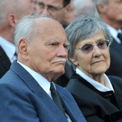 Gyász! Elhunyt Göncz Árpádné