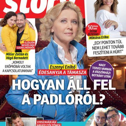 Babát vár Rókusfalvy Lili – fél évig titkolta terhességét a műsorvezető