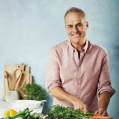 Easy, tasty, healthy: Recipes from Phil Vickery's Diabetes Meal Planner