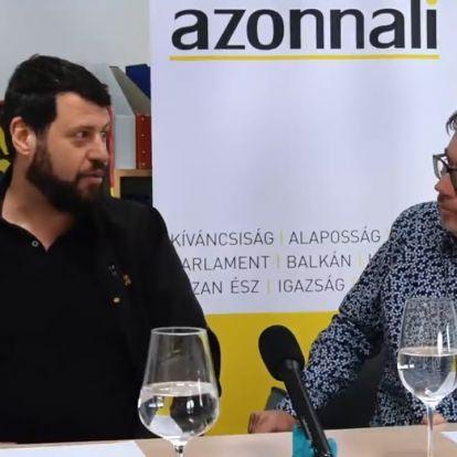 Kardos és Puzsér Trianon okairól beszél