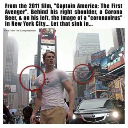 Tényleg megjósolta a koronavírust az Amerika Kapitánya című film?