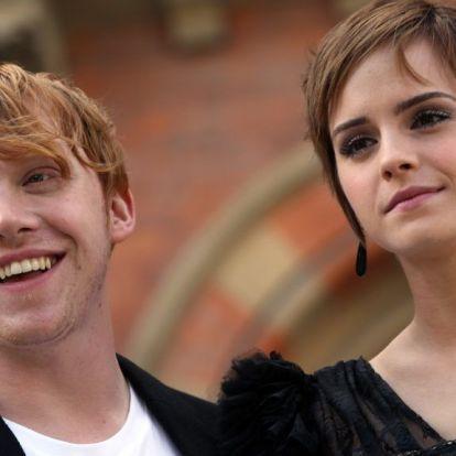 Emma Watson és Rupert Grint is megszólaltak a J. K. Rowling-ügyben