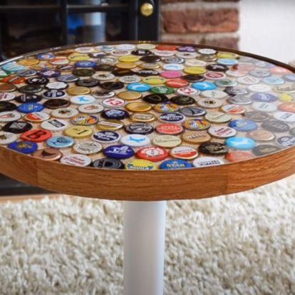 Dobd fel söröskupakokkal az unalmas asztalt