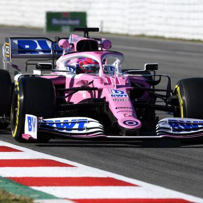 F1: Az eddigi legjobb autóval támad a középmezőny ásza