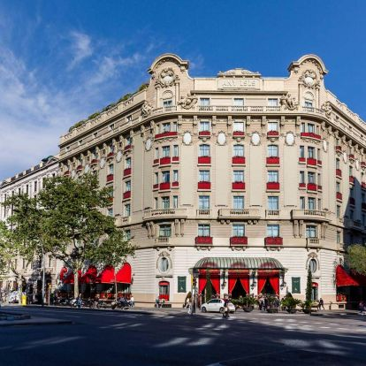 El Palace Barcelona Re-opens on 1st September 2020