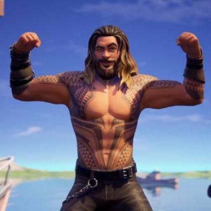Jason Momoa Aquamanjével érkezik a Fortnite Season 3