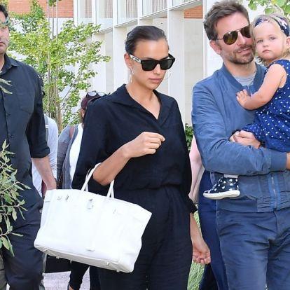 Fordulat: Bradley Cooper és topmodell exe újra egymásra talált