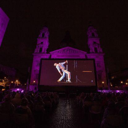 Ismét ingyenes szabadtéri mozi a Szent István téren – szeptemberben újra Budapesti Klasszikus Film Maraton