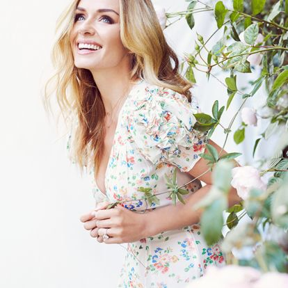 'I never want to be the woman who looks the other way' Katherine Jenkins on the day she fought muggers on a London street