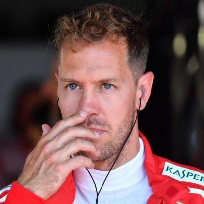 Sebastian Vettellel kapcsolatban a Mercedes csapatfőnöke Susie asszony véleményét is kikéri