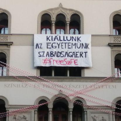 Orbán ősszel megígérte és betartja – folytatódik a hadjárat, éppen a Színház- és Filmművészeti Egyetemet kebelezik be