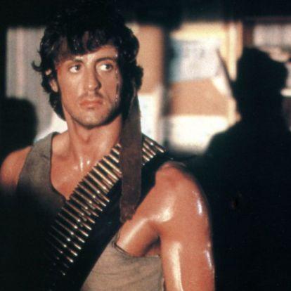 Sylvester Stallone megosztott egy bakivideót az első Rambo forgatásáról
