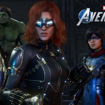 A Marvel's Avengers elhozhatja a képregényrajongók gyerekkori álmát