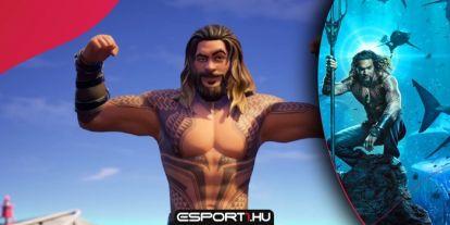 Aquaman témája is több lehet, mint egy skin, saját POI-t kaphat a jövőben