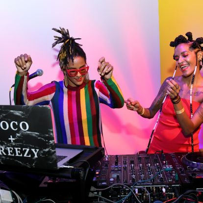 How Designers & DJs Coco & Breezy Parlayed MySpace Fame Into A Successful Wide-Reaching Brand