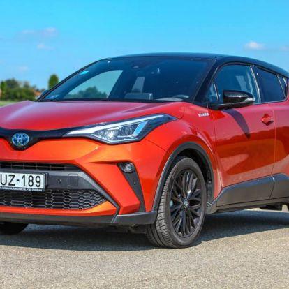 (TESZT) Toyota C-HR 2.0 Hybrid Dynamic Force Selection - környezettudatos utazás több ezer kilométeren | AutóAddikt