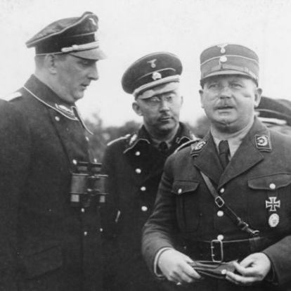 """Az életére törtek, de Röhm hirtelen csak annyit tudott mondani: """"Heil, mein Führer"""""""