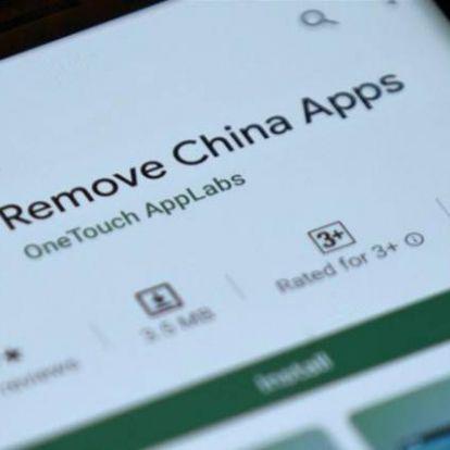 India betiltotta a népszerű kínai appokat