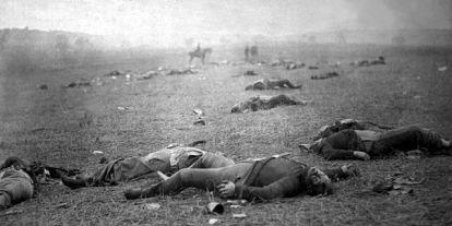 Az elbizakodottság vezetett Lee tábornok vereségéhez az amerikai polgárháború legvéresebb csatájában