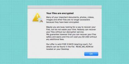 A macOS felhasználóit bombázza az EvilQuest zsarolóvírus