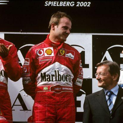 Ez volt minden idők legbotrányosabb (osztrák) futama az F1-ben