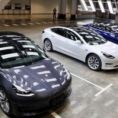 Már a Tesla a világ legértékesebb autógyártója